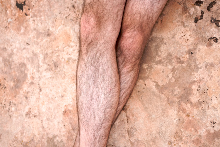 """Kevin's Legs"" from the series Natural Order, photographed by David Kimelman"