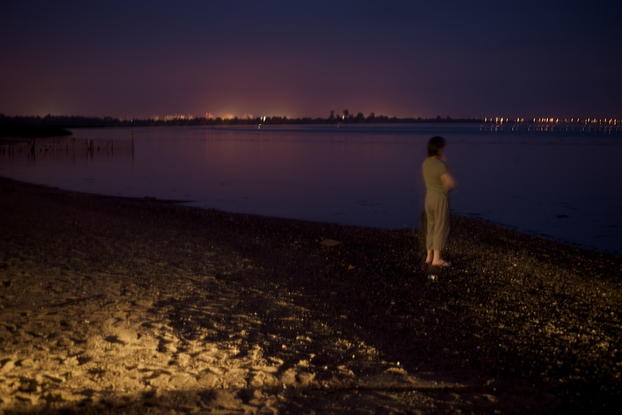 From Broad Channel, photographed by David Kimelman in 2009/10, in Queens, NY.