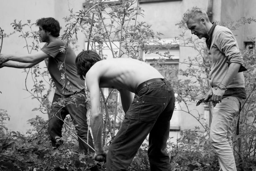 David Jeannerot Renet & Les Mauviases Graines —22