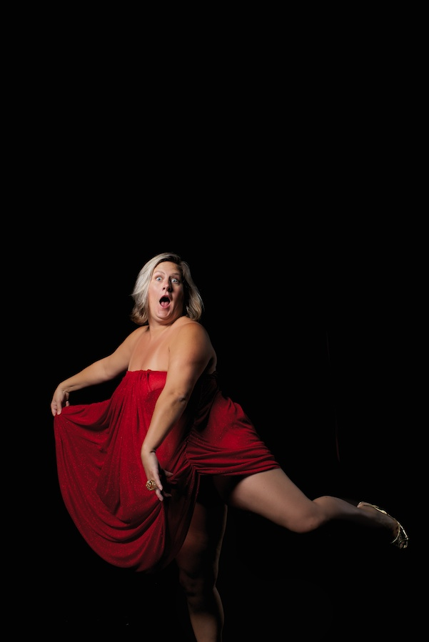 Bridget Everett at Abrons by David Kimelman