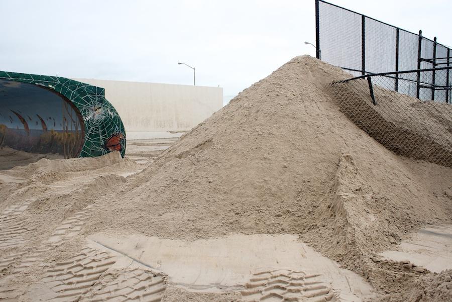 Sandy Aftermath -- Rockaway Beach