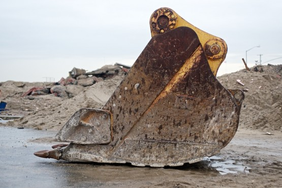 Sandy Aftermath -- Rockaway Beach —3